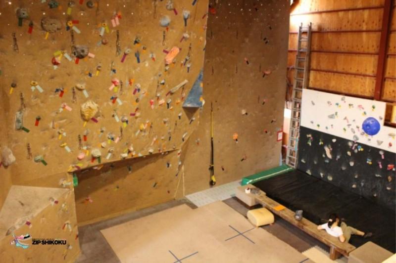 Climbming Wall AscentRay